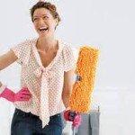 smarta städtips för hemmet